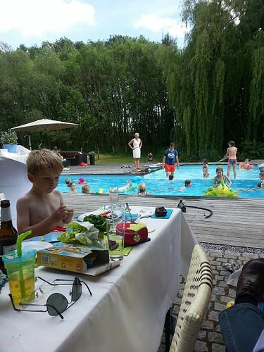 Sonntag in Haan Familientreffen