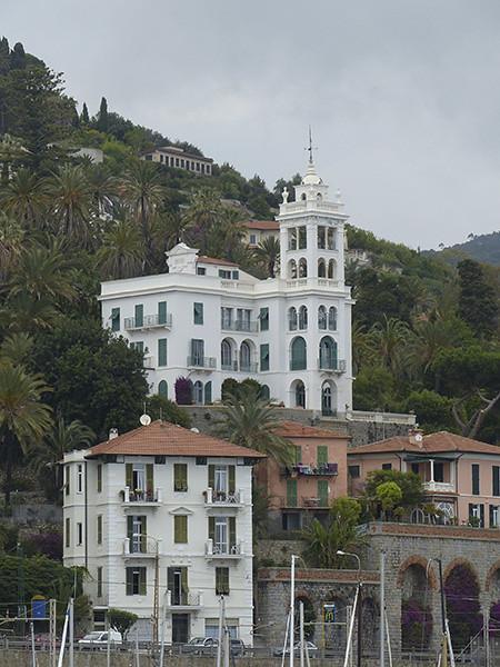 la villa de Charles Garnier