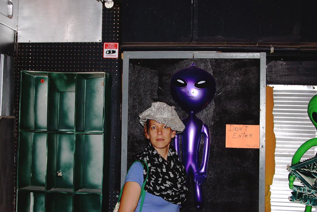 Lucy--Tin-foil Hat