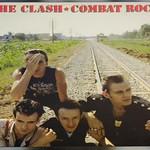 "CLASH Combat Rock OIS + POSTER 12"" LP ALBUM VINYL"