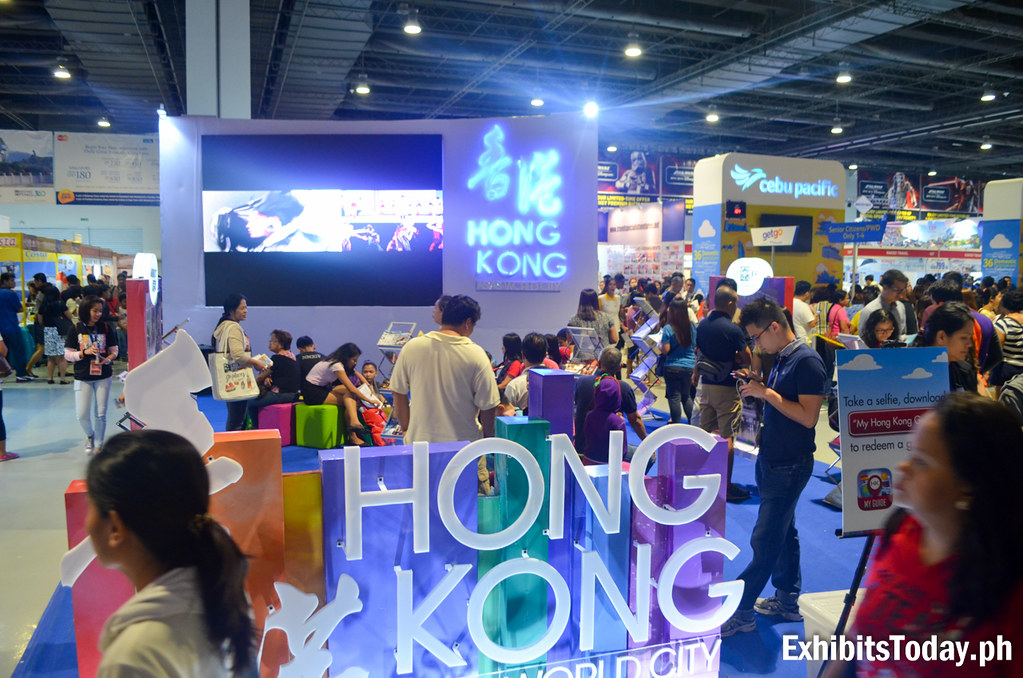 Hong Kong Tourism Board Pavilion