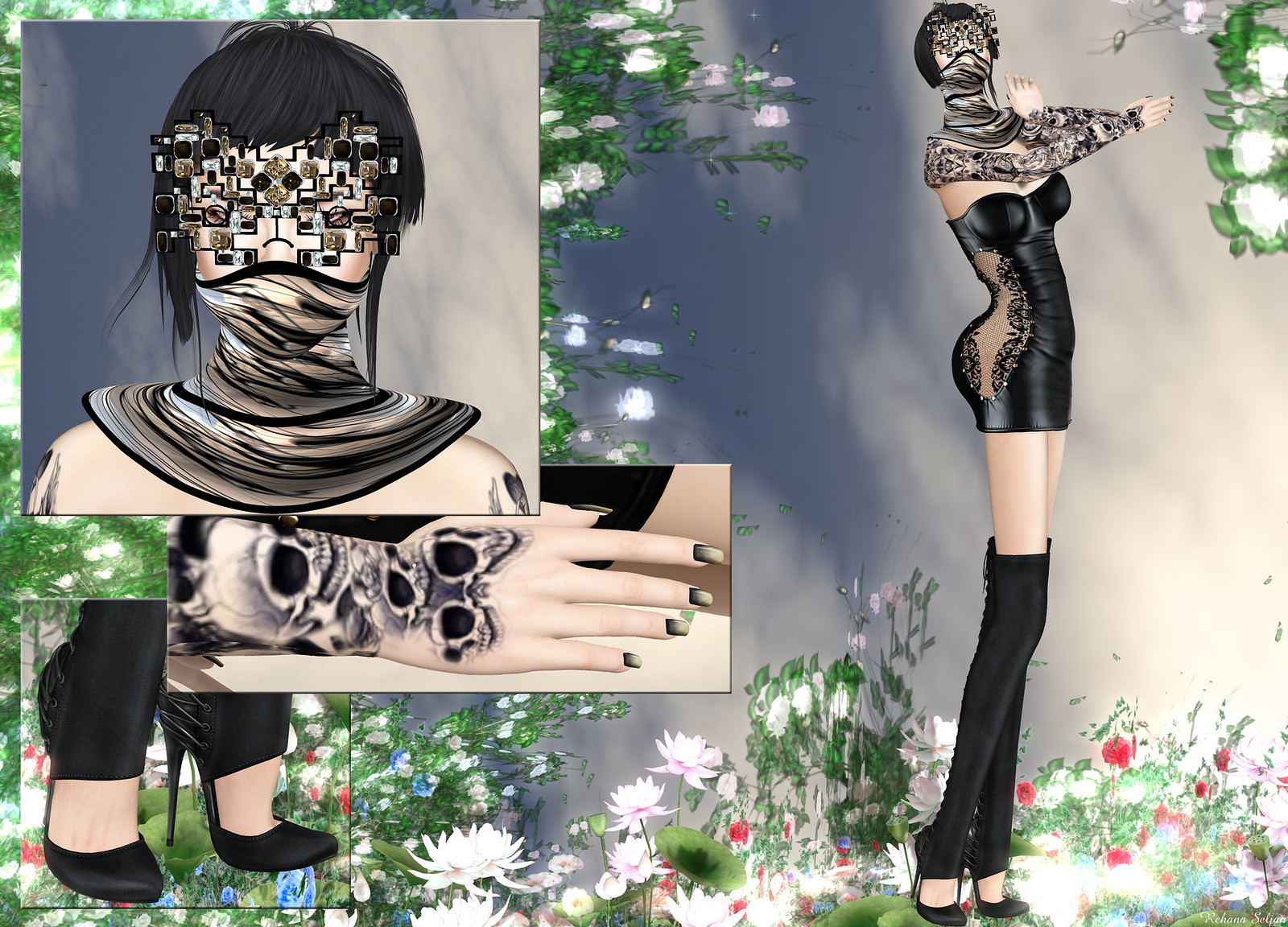 ArisAris - Confidence Dress