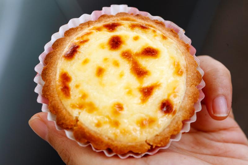Happy Happy Durian Cheese Tart Kajang