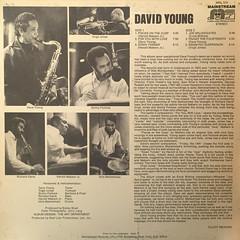DAVID YOUNG:DAVID YOUNG(JACKET C)