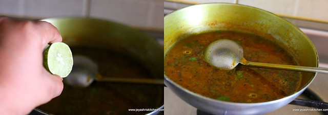 lemon ginger rasam 7