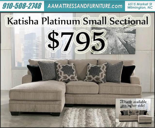 Katisha Platinum Small W