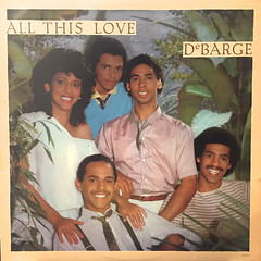 DEBARGE:ALL THIS LOVE(JACKET A)