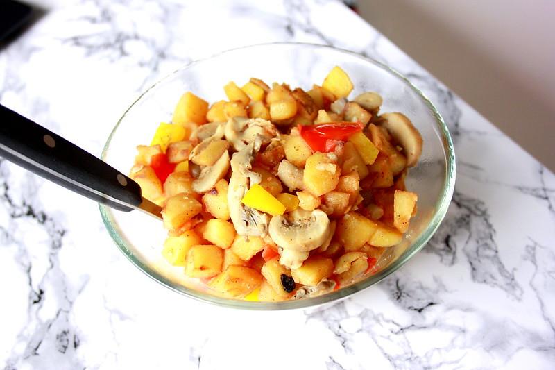perunasienipannu
