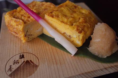 tamago-yaki omlet Surugaya 04