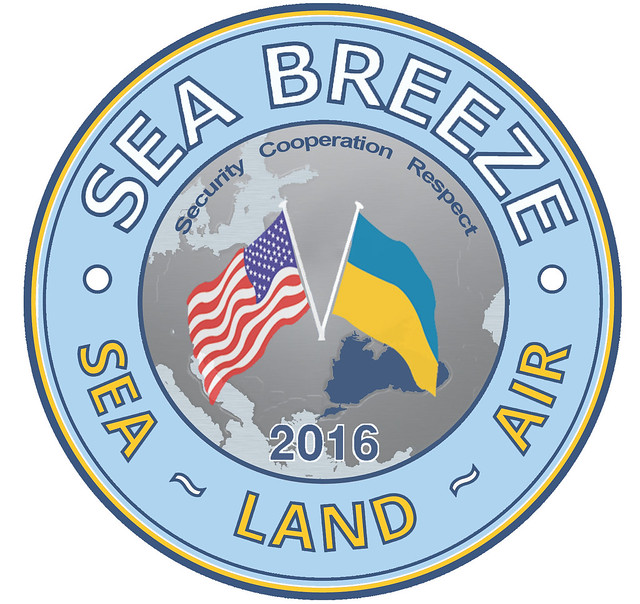 Sea Breeze 2016 Logo