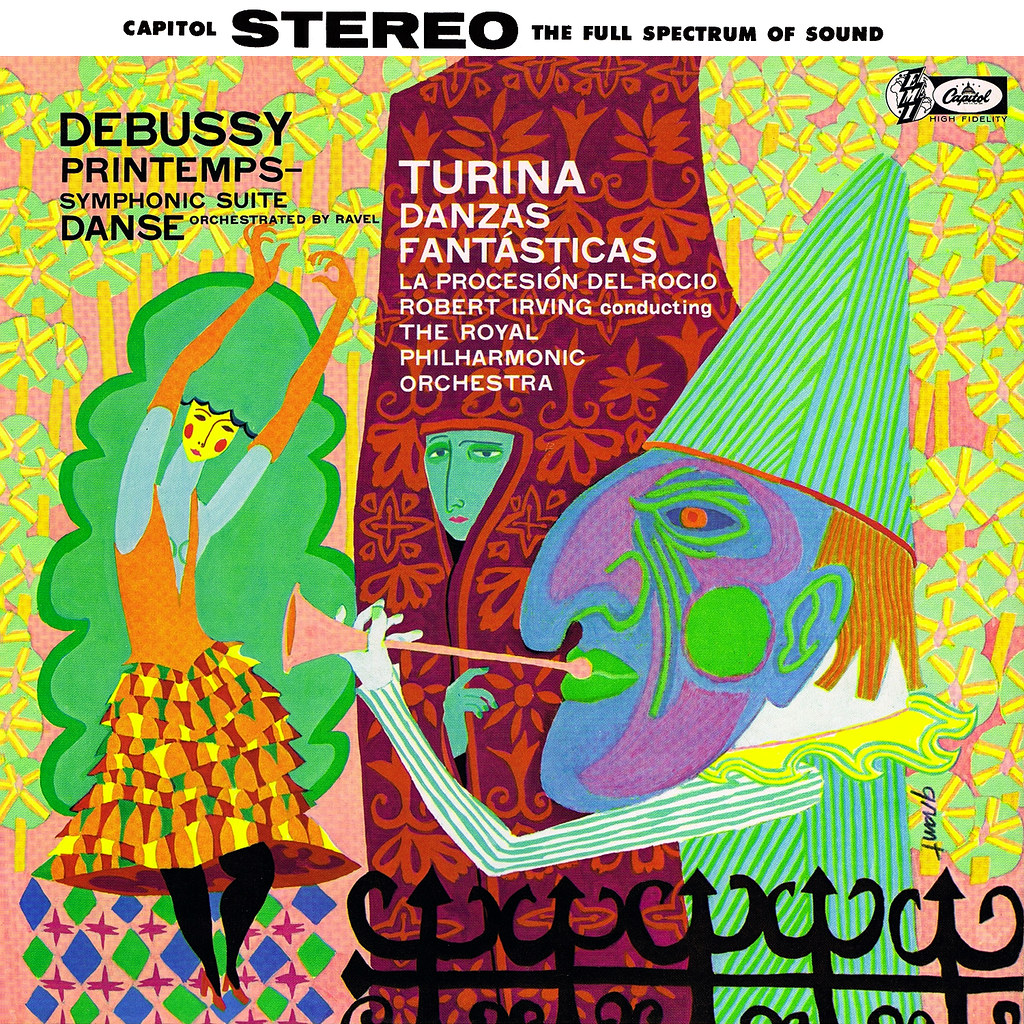Claude Debussy - Printemps