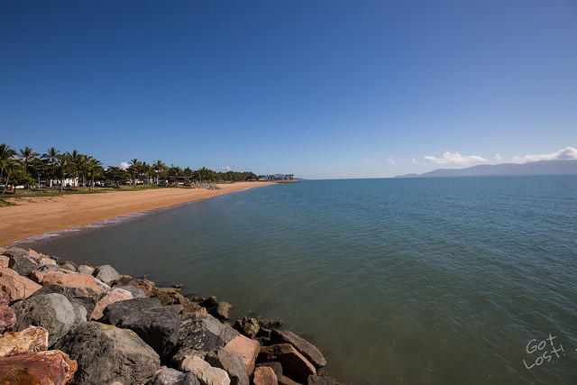 Townsville, Queensland, Australia in 2016