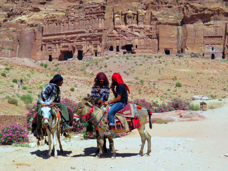 Historia de Petra en Jordania petra, jordania - 28092360340 e30da16a58 o - Petra, Jordania