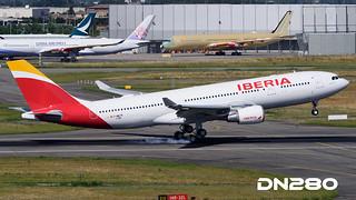 Iberia A330-202 msn 1736