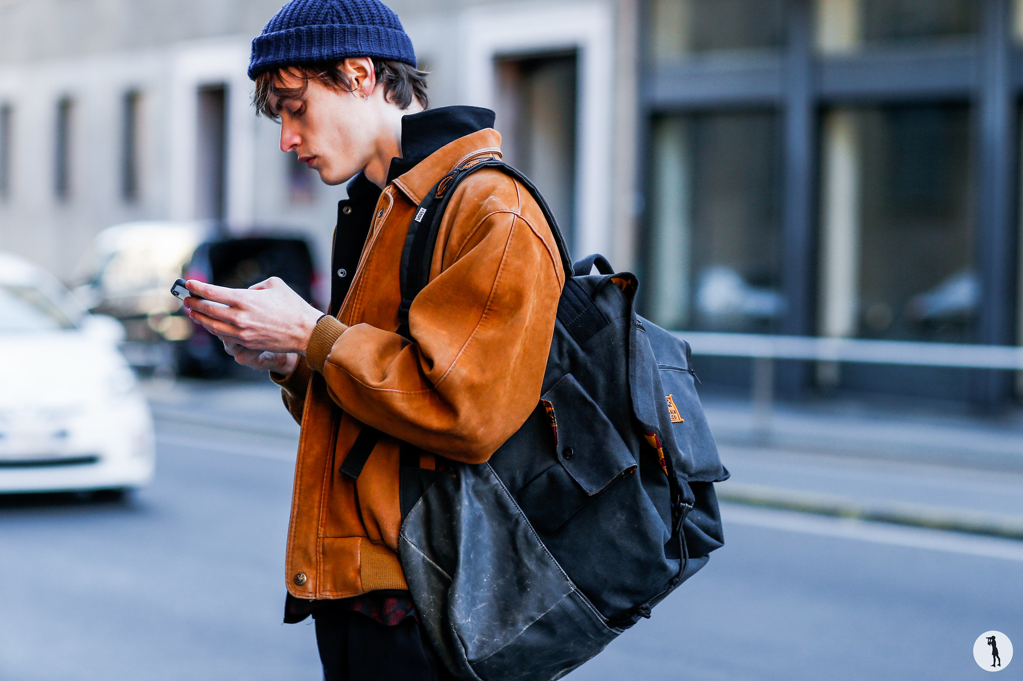 Street style at Milan Fashion Week Menswear-11 2