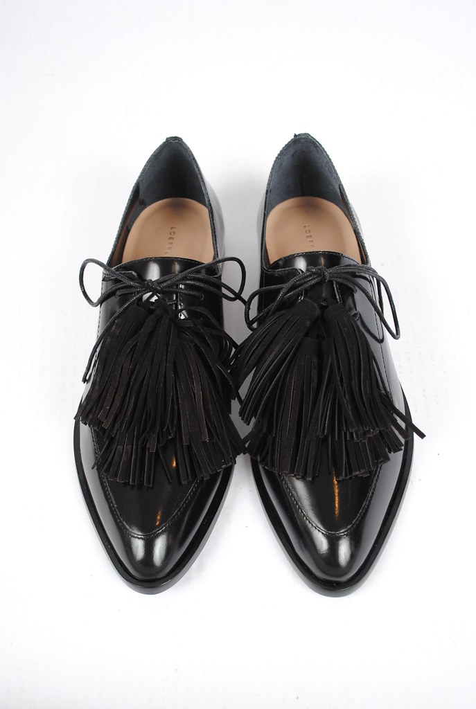 Jasper Tassel Oxfords