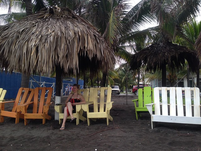 beach time - monterrico beach house rental, guatemala