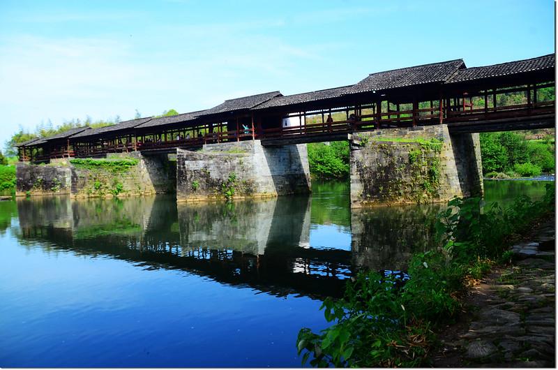 婺源彩虹橋 5