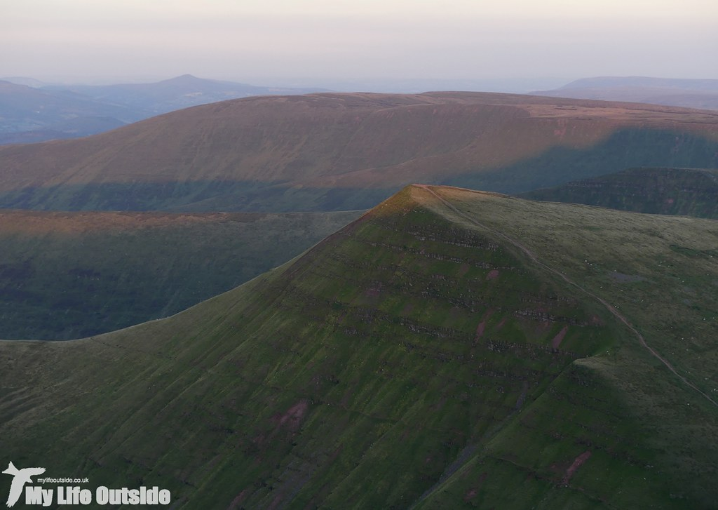 P1040291 - Evening Climb of Pen y Fan