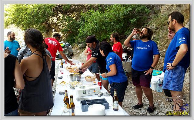 #GRXperience Barranquismo en Río Verde 8