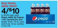 Pepsi 12pk Cans