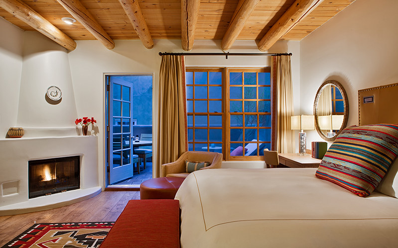 Superior King Guest Room at the Rosewood Inn of the Anasazi