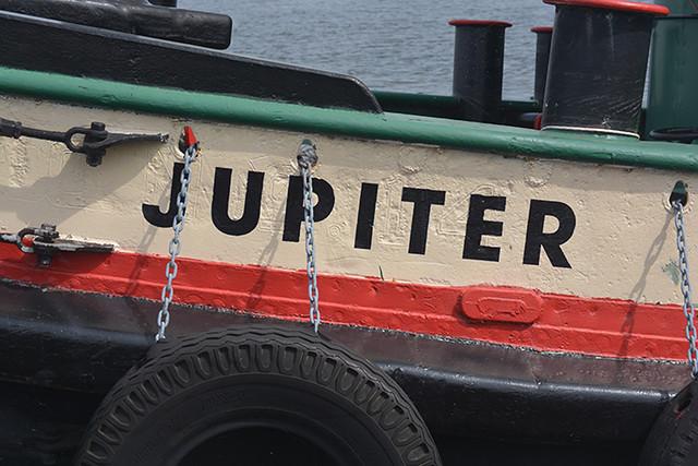 Jupiter name
