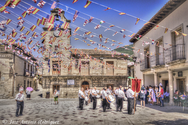Fiestas de El Salvador 2016