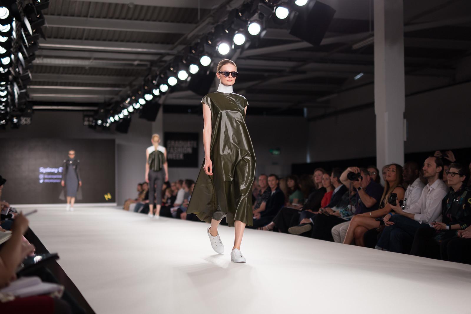 Norwich University of the Arts, Graduate Fashion Week