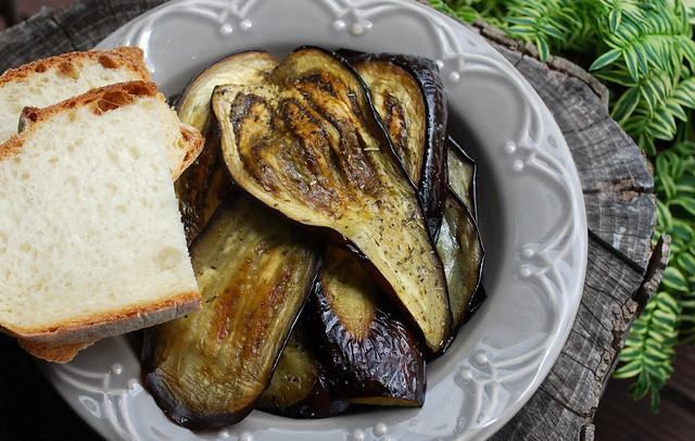 Roasted eggplant 2