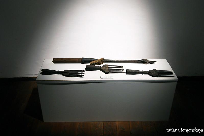 Инструменты для рыбной ловли