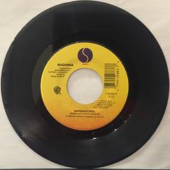 MADONNA:CHERISH(RECORD SIDE-B)