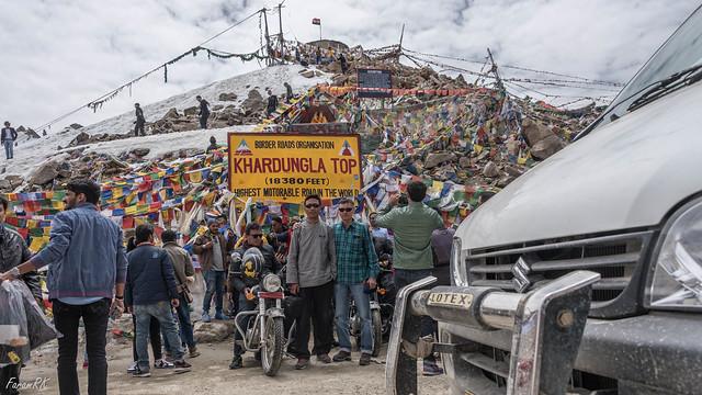 Khardung La (17,582')