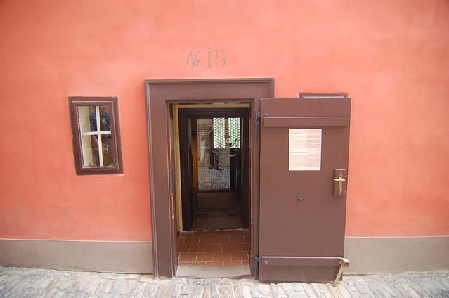 布拉格 城堡區 黃金巷