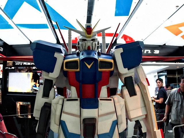 Which Gundam?
