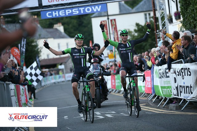 British Cycling Elite Circuit Series round five, Chepstow Grand Prix, July 13 2016