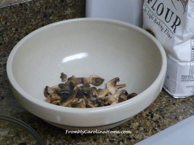 Chicken Florentine Lasagne ~ From My Carolina Home