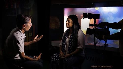 interview ..