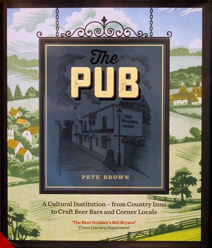 """The Pub,"" by Pete Brown (front)"
