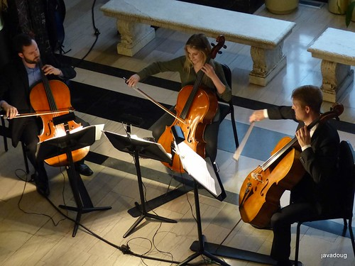 Cello trio PSO Classical Mixer