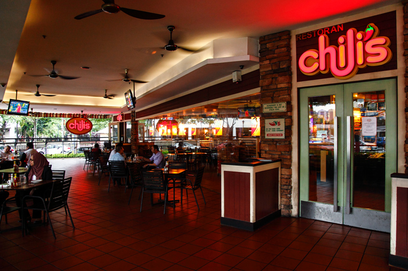 Chili's Bar and Restaurant Citta Mall