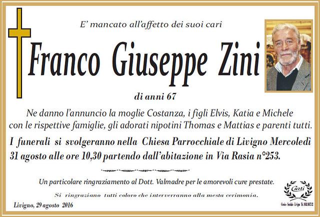 Zini Franco Giuseppe