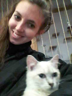 Me with Cat