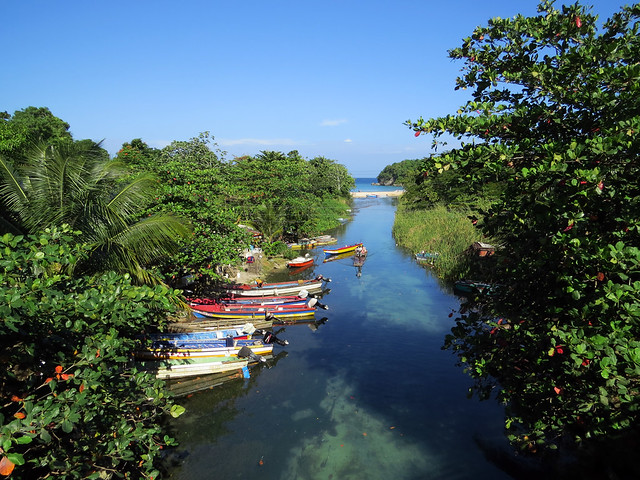 White River, Ocho Rios Jamaica