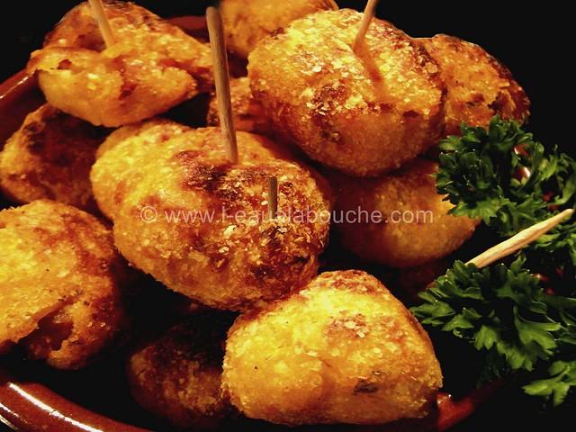 Croquettes de Pommes de terre au Chorizo © Ana Luthi Tous droits réservés 001