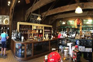 Peerless Coffee - Cafe inside