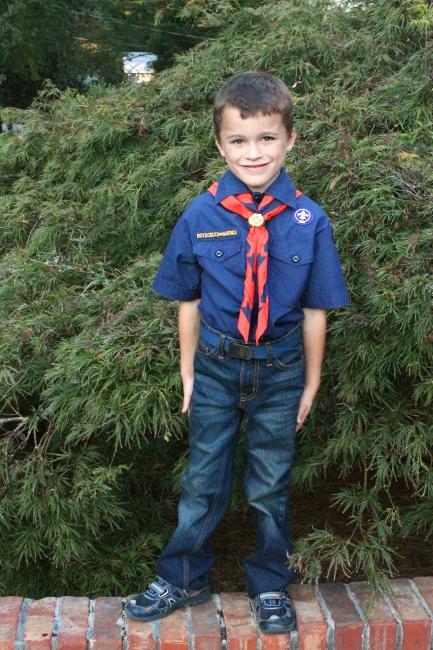 9-16 Orson Cub Scouts