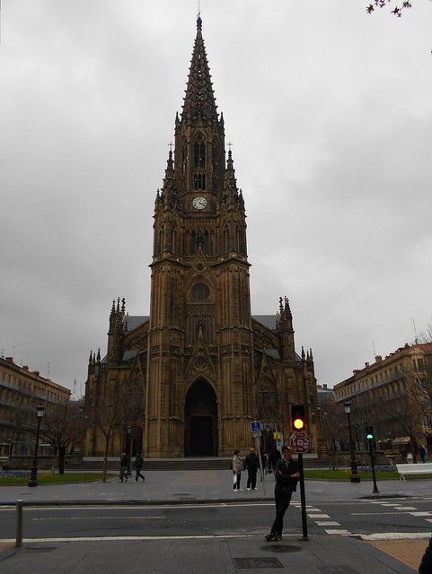 Cathedral of San Sebastián