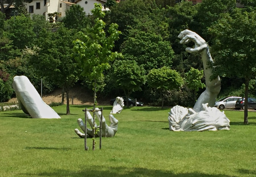 Viterbo Statue
