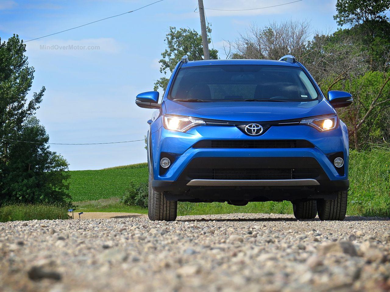 Toyota RAV4 Review 5